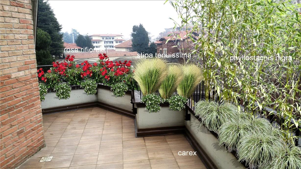 Progettazione Giardini e Terrazzi Milano, Como, Varese | Ikebana ...