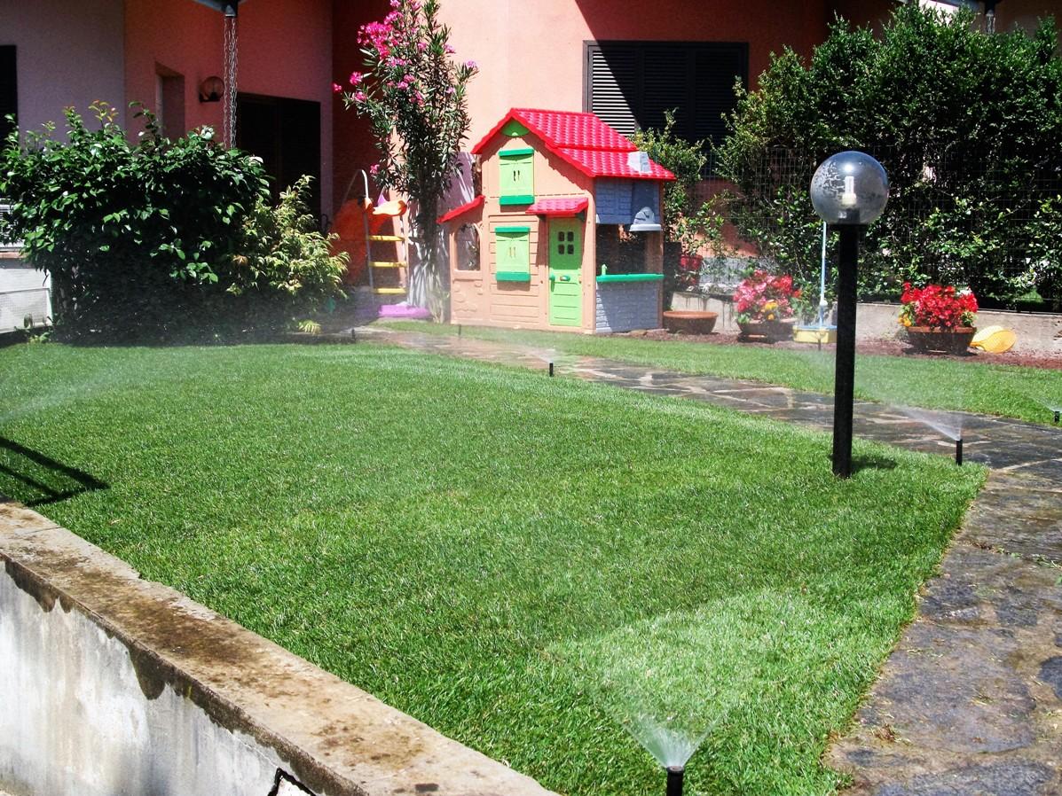 Realizzazione impianti di irrigazione milano como e for Progetto irrigazione