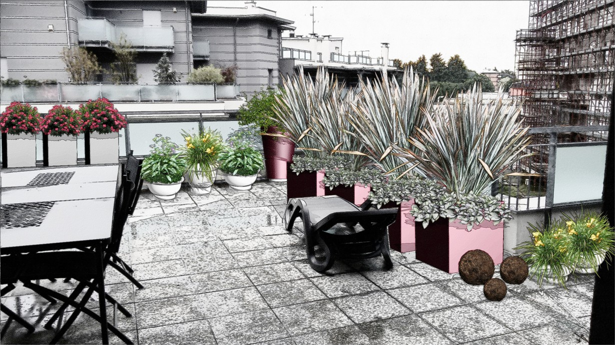 Progettazione e Realizzazione Giardini Milano, Como e Varese ...