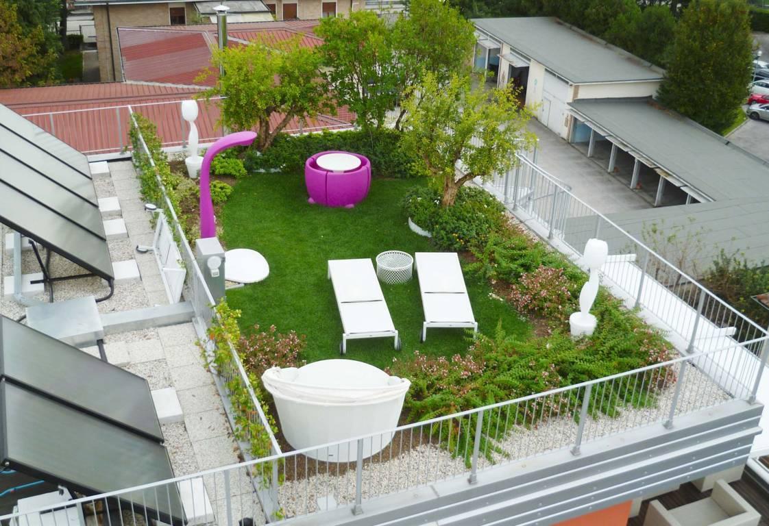 Realizzazione giardini pensili a Milano, Como e Varese | Ikebana ...
